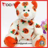 Urso da peluche de Halloween do urso da peluche da abóbora de Halloween