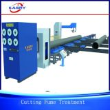 CNC van het plasma en van de Vlam Scherpe Machine voor de Grote Pijp van de Diameter