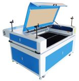 De Gravure van de Laser van de Prijs van de Fabriek van het Ce- Certificaat en Scherpe Machine