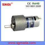 Motor cuadrado eléctrico del engranaje para el motor