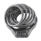 Kompaktbauweise-Rad-Sicherheits-Kombinations-Kabel-Verschluss