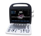 セリウムISO公認の携帯用獣医カラードップラー超音波のスキャンナー