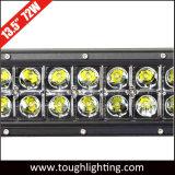 12V Offroad 13 LEIDENE van de Rij CREE van de Duim 72W Dubbele Lichte Staaf voor Vrachtwagens