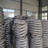 Qualitäts-Edelstahl 304/316/321 flexibler umsponnener Schlauch