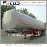 50000 litri di serbatoio del combustibile liquido della benzina/rimorchio diesel del camion da vendere
