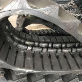 chenille en caoutchouc populaire d'alimentation (K500*71*72) pour la machine de l'excavateur