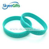 Abitudine un silicone del braccialetto di modo