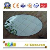 銀製ミラーまたはアルミニウムミラーか深く処理するミラーガラス、