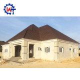 Alta resistenza alle mattonelle di tetto rivestite di colore dell'obbligazione del materiale da costruzione di effetto