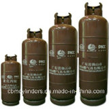 Cilindros de gás do propano (cilindros de gás liquefeito do petróleo)