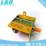 Elektrischer der Heizungs-8 Drehschalter Positions-des Wähl16a