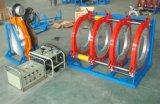 90-250type PE Four Ring Hand Movement Pushwelding Machine