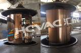 Feuille colorée d'acier inoxydable de nitrure titanique, machine d'enduit de la pipe PVD