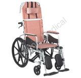 Возлежащий Maunal инвалидной коляске