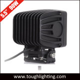 """10W de alta potencia LED CREE Haz inundaciones 5.5"""" cuadrado de 90W luz LED de trabajo"""