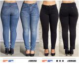 Высокое качество пользовательских дамы Джинсовые брюки для женщин Китая на заводе