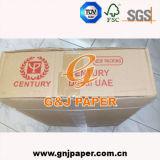 24,5 x 34,5cm de alto papel sulfito blanco para el empaquetado de alimentos