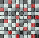 De Tegels van het Mozaïek van de Lei van de Tegels van de Keuken van de Tegel van de Muur van het Mozaïek van het Kristal van het glas