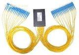 Divisor passivo da fibra óptica do PLC 1* 2/3/4/8/12/24/32/48/96/128/288