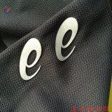 Overdracht de Van uitstekende kwaliteit van het Embleem van het Etiket van het Silicone van de Kleding van het Etiket van de Overdracht van de Hitte van het Silicone van de douane
