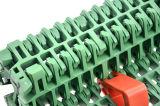 Fornitori di plastica modulari del nastro trasportatore di Hairise utilizzati nell'industria della carne