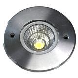 IP67에 있는 새로운 빛 6W 옥수수 속 LED 지하 빛