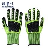 Перчатки Sandy анти- ладони вибрации механически с перчатками удара TPR