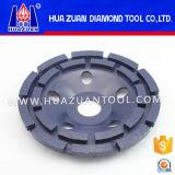콘크리트를 위해 가는 Huazuan 컵 모양 다이아몬드 디스크