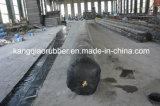 Moulage en caoutchouc gonflable de faisceau pour la construction de ponceau