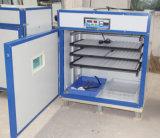 800 des oeufs de volaille numérique commerciale incubateur Hatcher Machine