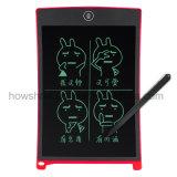 Enfants éducatifs respectueux de l'environnement peignant le panneau tablette d'écriture d'affichage à cristaux liquides de 8.5 pouces