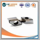 карбид вольфрама твердых полезных ископаемых вкладыши для режущих инструментов