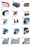 O dobro toma o partido impressora do cartão do PVC para a impressão de número de série