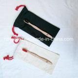 Toothbrush nero profondo del bambù di colore