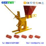 Rótulo de 2000 Pequenas Máquinas de fabrico de tijolos de intertravamento