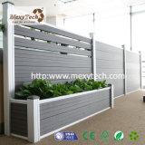 Cerca material compuesta de WPC nueva para la vida de Eco