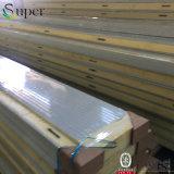 Isolement du panneau de plancher sandwich pour chambre froide les murs de bord