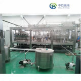 Imbottigliatrice di vetro asettica fredda asettica della macchina di rifornimento di migliore vendita