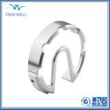 Liga de Alumínio personalizado de aço sobressalente de metal parte de usinagem CNC