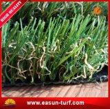 Rete fissa artificiale del giardino dell'erba di alta qualità per il giardino