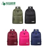 China Wholesale Cheap Multi-Pocket Simple resistente poliéster impermeable bolsas mochila de viaje