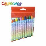 Crayons канцелярских принадлежностей 10 Colors1.0cm для студентов и малышей