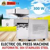 Expulseur automatique de pétrole d'acier inoxydable de machine de presse de film publicitaire et de pétrole d'utilisation de maison