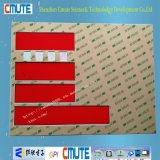 Tastiera elettronica standard di controllo della membrana di uso della scala