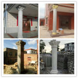 Moulage matériel de pilier de fléau de pilier de prix bas de bonne qualité d'usine d'ABS romain de moulage