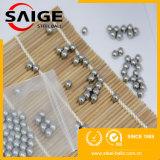 Bola de acero sólida del CERT Ss304 del SGS/de la ISO