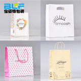 Nice Fashion Saco de papel Kraft branco