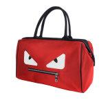 O saco de Tote do curso carreg o saco do esporte da ginástica da bolsa da bagagem do armazenamento
