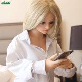 Realistische TPE-erwachsene Geschlechts-Produkt-künstliche japanische Liebes-Puppe