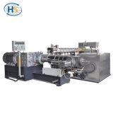 Carbonato de cálcio do PE que combina a máquina da extrusora de dois estágios